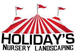 Holiday's Nursery Landscaping Logo